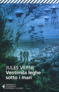 Copertina di 'Ventimila leghe sotto i mari'