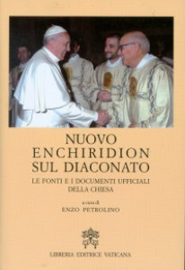 Copertina di 'Nuovo Enchiridion sul diaconato'