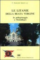 Le litanie della beata Vergine. In pellegrinaggio a Montallegro - Spiazzi Raimondo
