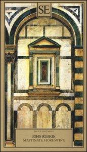 Copertina di 'Mattinate fiorentine'
