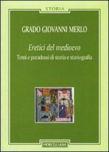Copertina di 'Eretici del Medioevo'