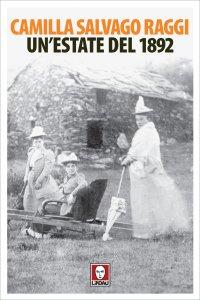Copertina di 'Un'estate del 1892'