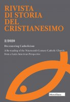 RSCR. 2/2020: Decentering Catholicism. A Re-reading of the Nineteenth Century Catholic Church from a Latin American Perspective