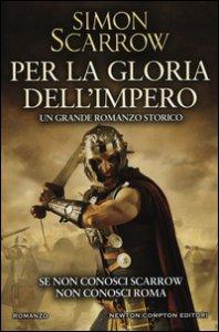 Copertina di 'Per la gloria dell'impero'