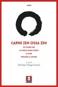 Copertina di 'Carne zen Ossa zen'
