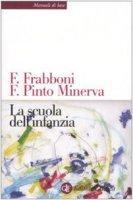 La scuola dell'infanzia - Franco Frabboni, Franca Pinto Minerva