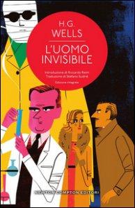 Copertina di 'L' uomo invisibile. Ediz. integrale'