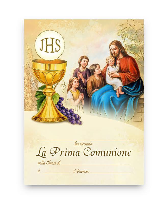 Favorito Bomboniere Prima Comunione ARTICOLI RELIGIOSI , Bomboniere  ZD59