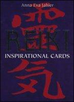 Reiki. Inspirational cards. Ediz. multilingue. Con Carte - Jahier Anna E.