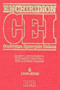 Copertina di 'Enchiridion CEI. 6'