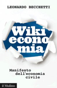 Copertina di 'Wikieconomia'