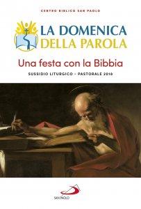 Copertina di 'La Domenica della Parola. Una festa con la Bibbia'