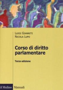 Copertina di 'Corso di diritto parlamentare'