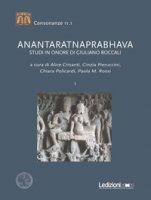 Anantaratnaprabhava. Studi in onore di Giuliano Boccali