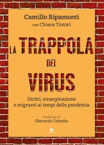 Copertina di 'La trappola del virus'