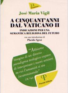 Copertina di 'A cinquant'anni dal Vaticano II'