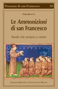 Copertina di 'Le Ammonizioni di san Francesco'