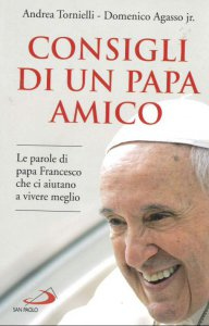 Copertina di 'Consigli di un papa amico'
