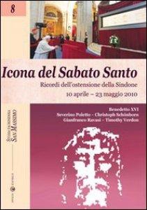 Copertina di 'Icona del sabato santo'