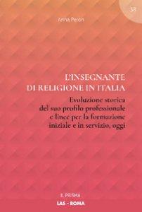 Copertina di 'L'insegnante di religione in Italia'