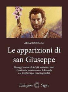 Copertina di 'Le apparizioni di san Giuseppe'