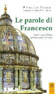 Copertina di 'Le parole di Francesco'
