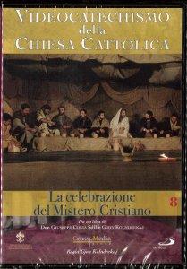 Copertina di 'Videocatechismo della Chiesa Cattolica, Vol. 8'