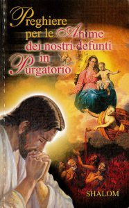 Copertina di 'Preghiere per le anime dei nostri defunti in purgatorio'