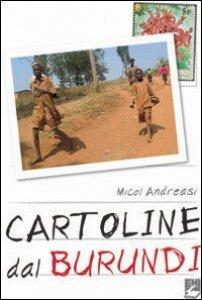 Copertina di 'Cartoline dal Burundi'