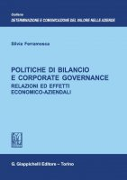 Politiche di bilancio e corporate governance - Silvia Ferramosca