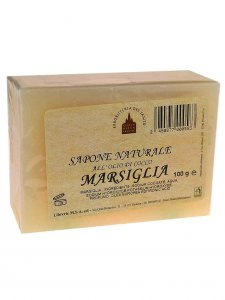 Copertina di 'Sapone alla marsiglia 100 gr.'