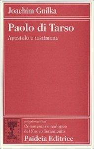 Copertina di 'Paolo di Tarso. Apostolo e testimone'
