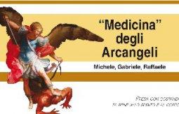"""Copertina di '""""Medicina"""" degli Arcangeli'"""