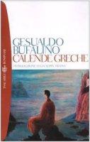 Calende greche - Bufalino Gesualdo