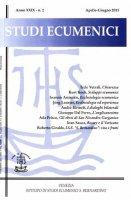 Alcune considerazioni sull'ecclesiologia ecumenica - Ioannis Asimakis