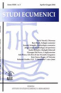 Copertina di 'Alcune considerazioni sull'ecclesiologia ecumenica'