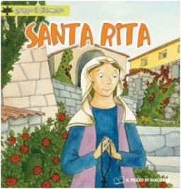 Copertina di 'Santa Rita da Cascia'