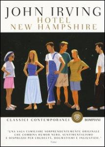 Copertina di 'Hotel New Hampshire'
