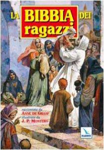 Copertina di 'La bibbia dei ragazzi'