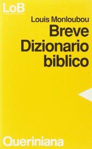 Copertina di 'Breve dizionario biblico'