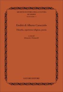 Copertina di 'Eredità di Alberto Caracciolo'