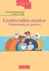 Copertina di 'Genitorialità creativa'
