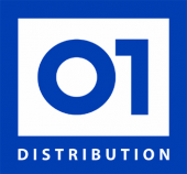 Logo di '01 Distribution'