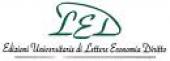 Logo di 'Led Edizioni Universitarie'