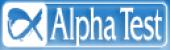 Logo di 'Alpha Test'